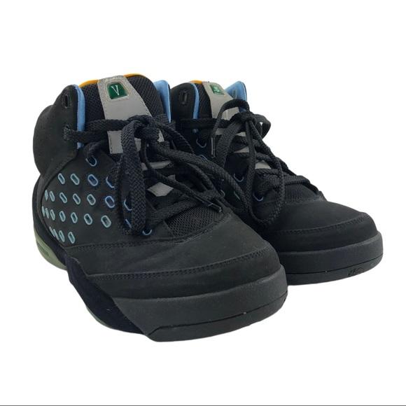 Nike Air Jordan Melo Black Basketball Shoes